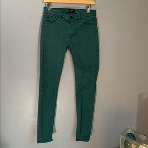 💜 Hudson Teal Pants